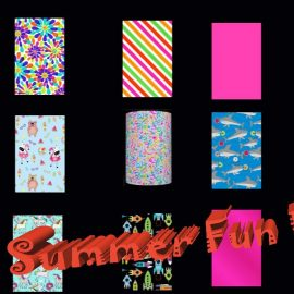 Summer Fun Wrap